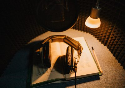 Audiobook Session